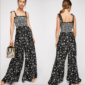 REPOSH. Free people color my world jumpsuit!